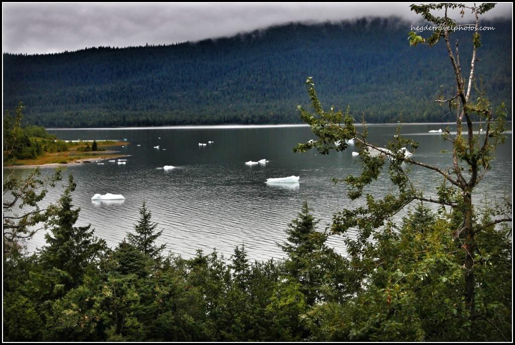 Mendenhall Lake, Juneau, Alaska
