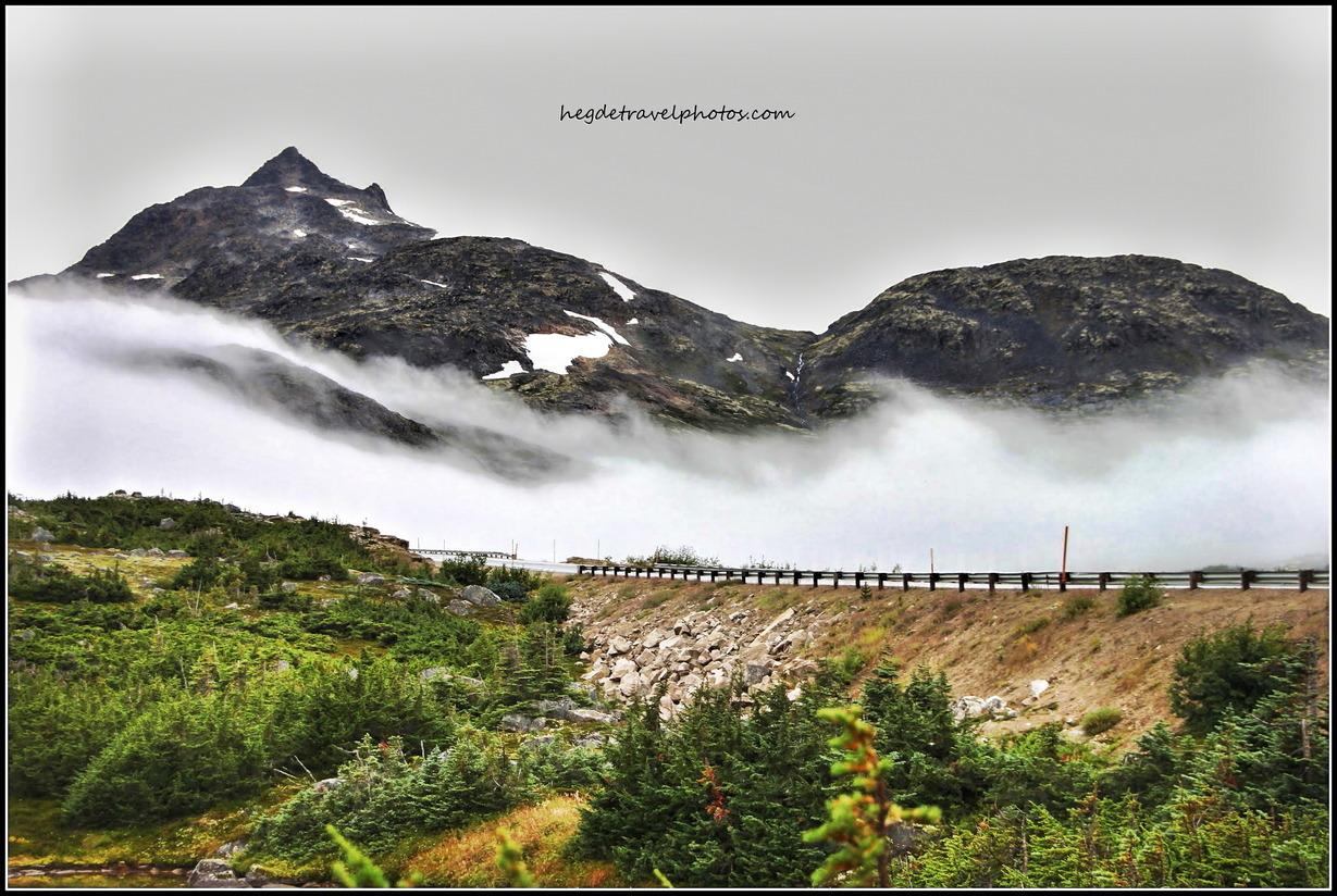 White Pass Summit, KlondikeHighway