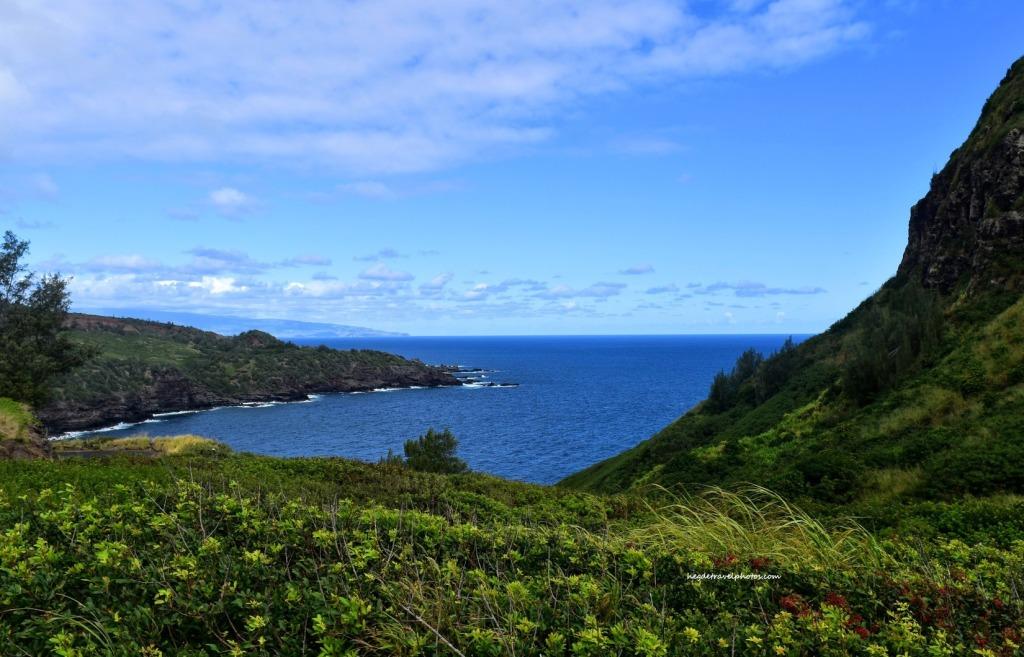 Kahekili Highway, East Maui, Hawaii
