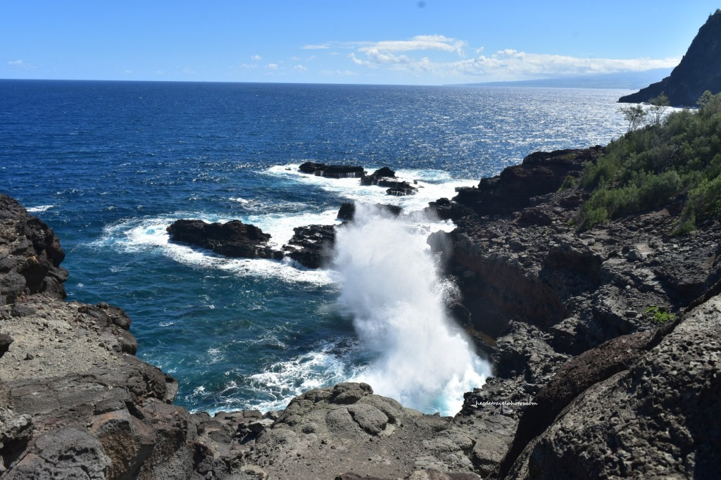 East Maui, Kahekili Highway, Hawaii