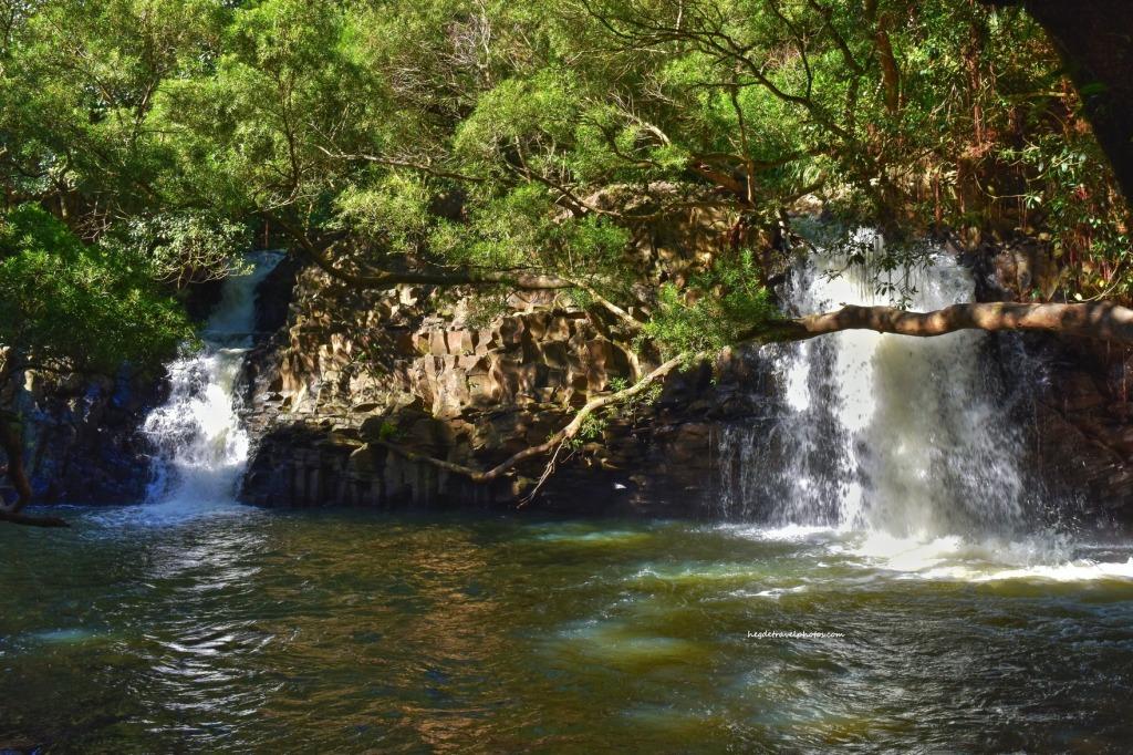 Twin Falls, Hana Highway, Maui, Hawaii