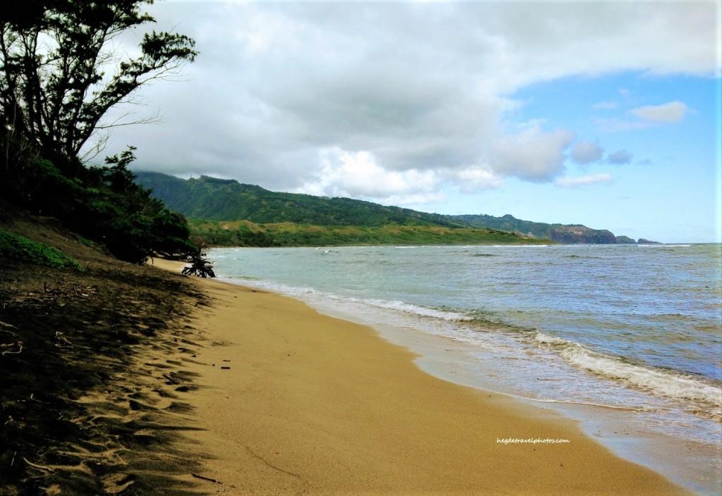 Waihee Beach Park, East Maui, Kahekili Highway, Hawaii