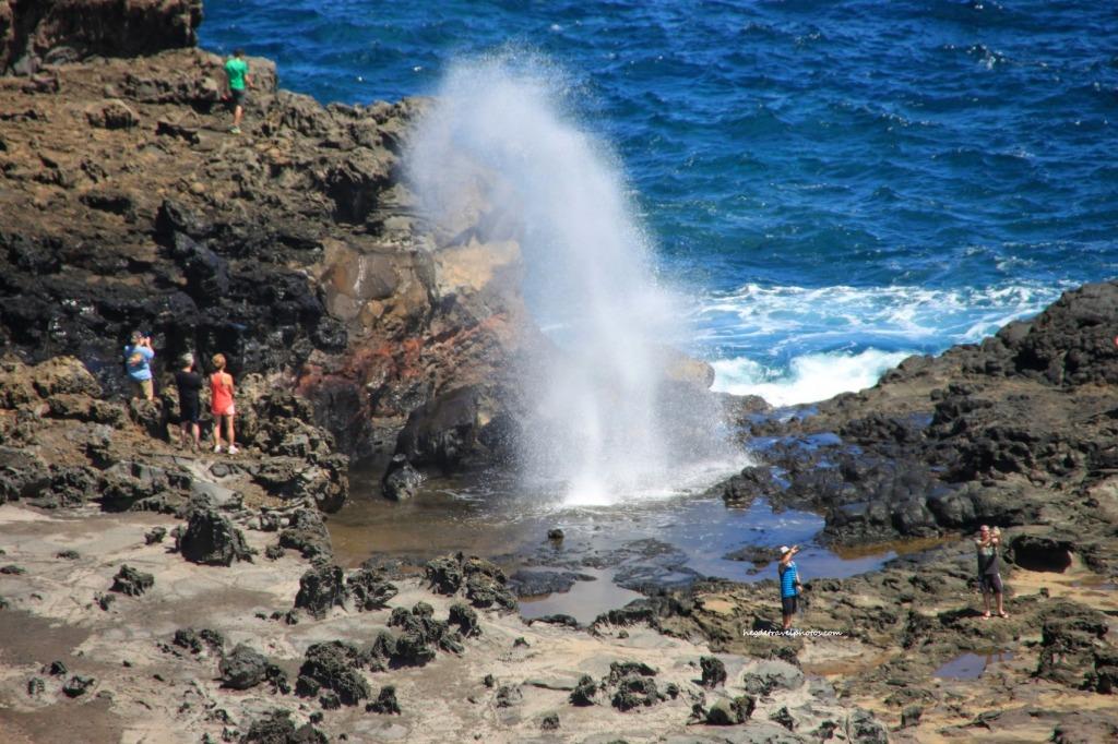 Nakalele Blowhole Point, East Maui, Kahekili Highway, Hawaii
